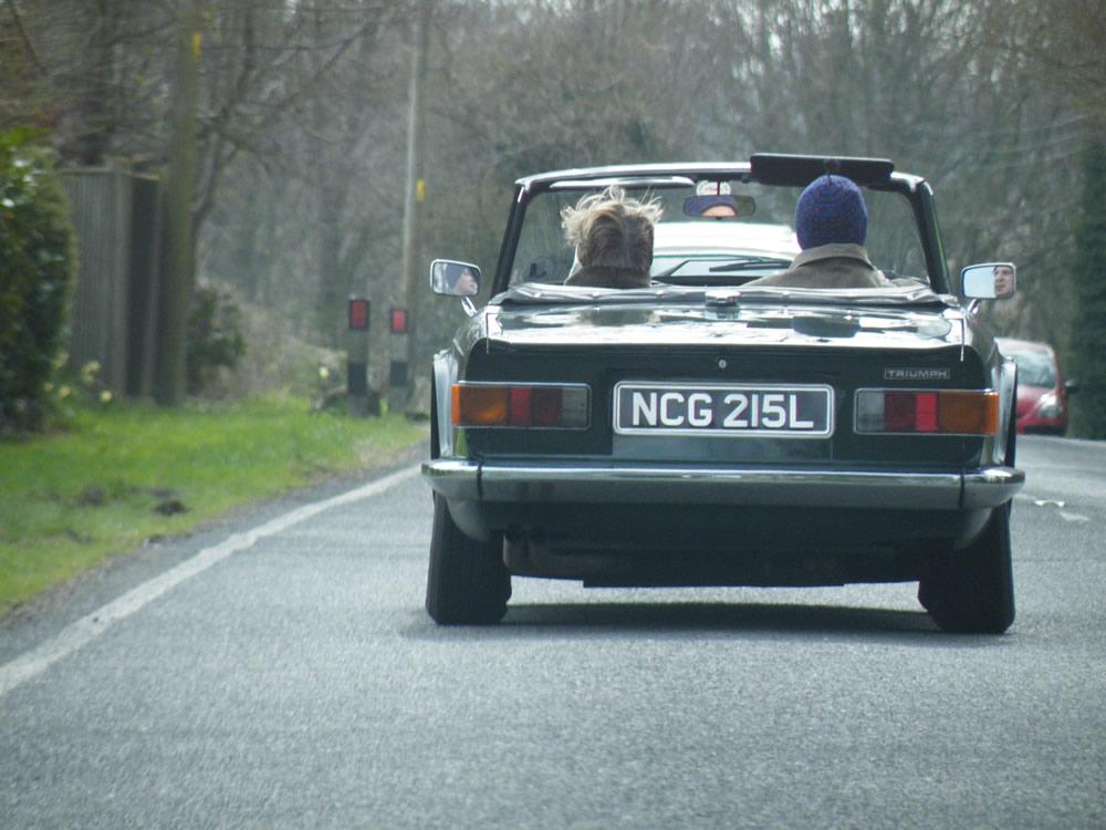 Nice Car Graham