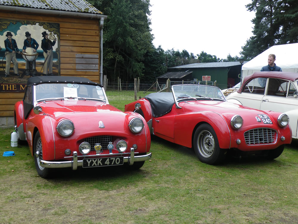 We found these with Surrey Classics