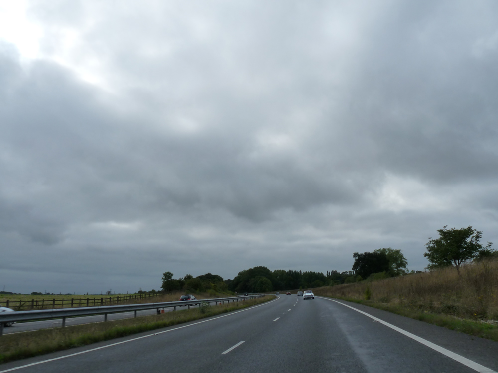 Big Skies on the A31