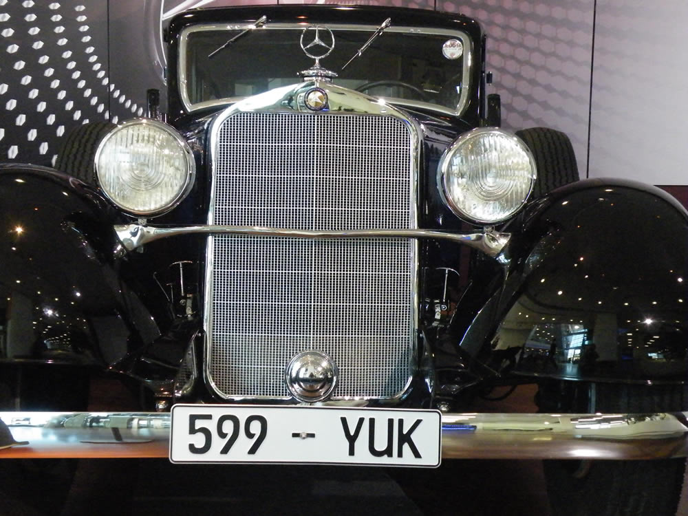 No, it is a very nice car, not yukky at all