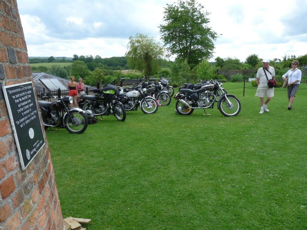 Two wheeled interlopers