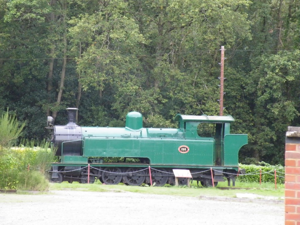 Apparently this is called a steam engine