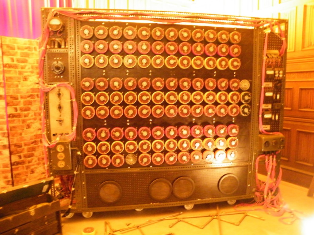 The bombe used in the Imitation Game