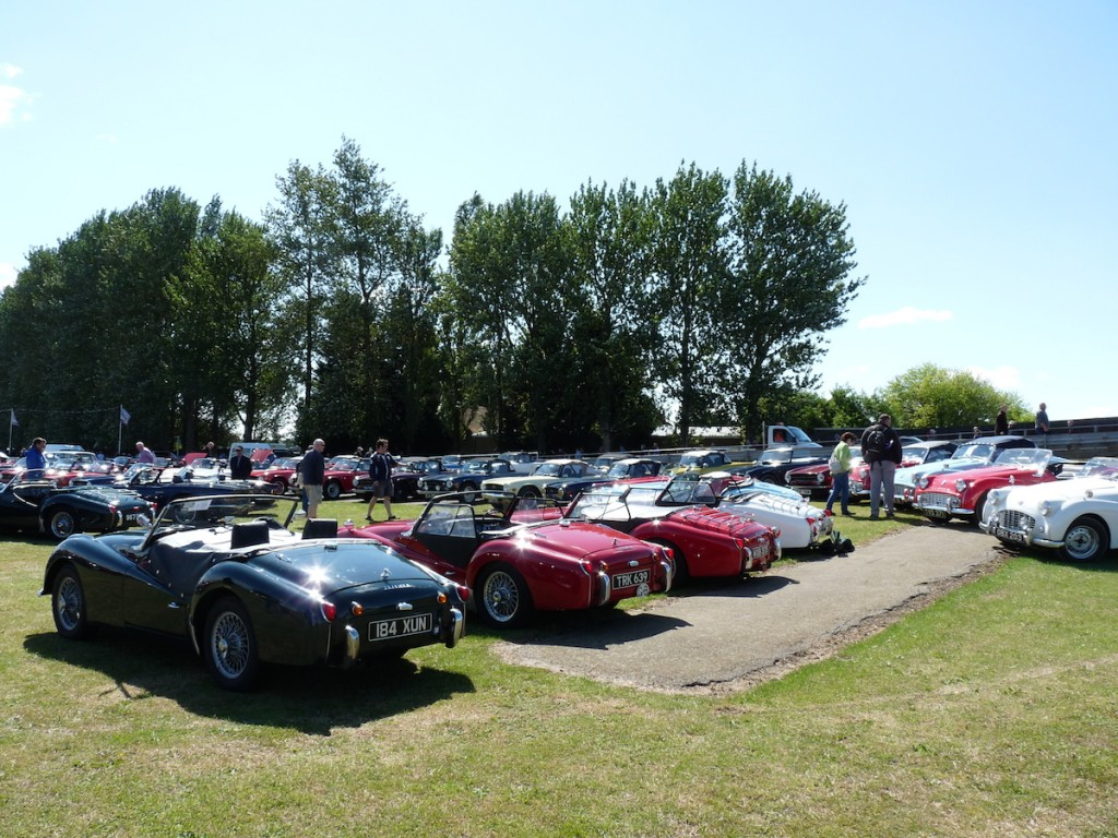 Over 100 cars