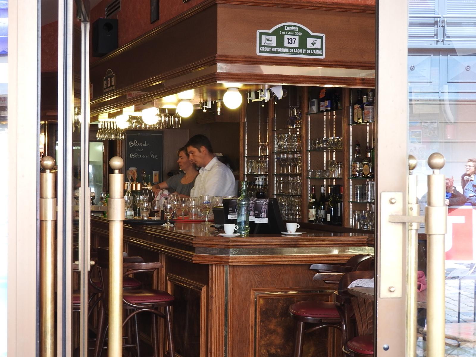 Typical bar