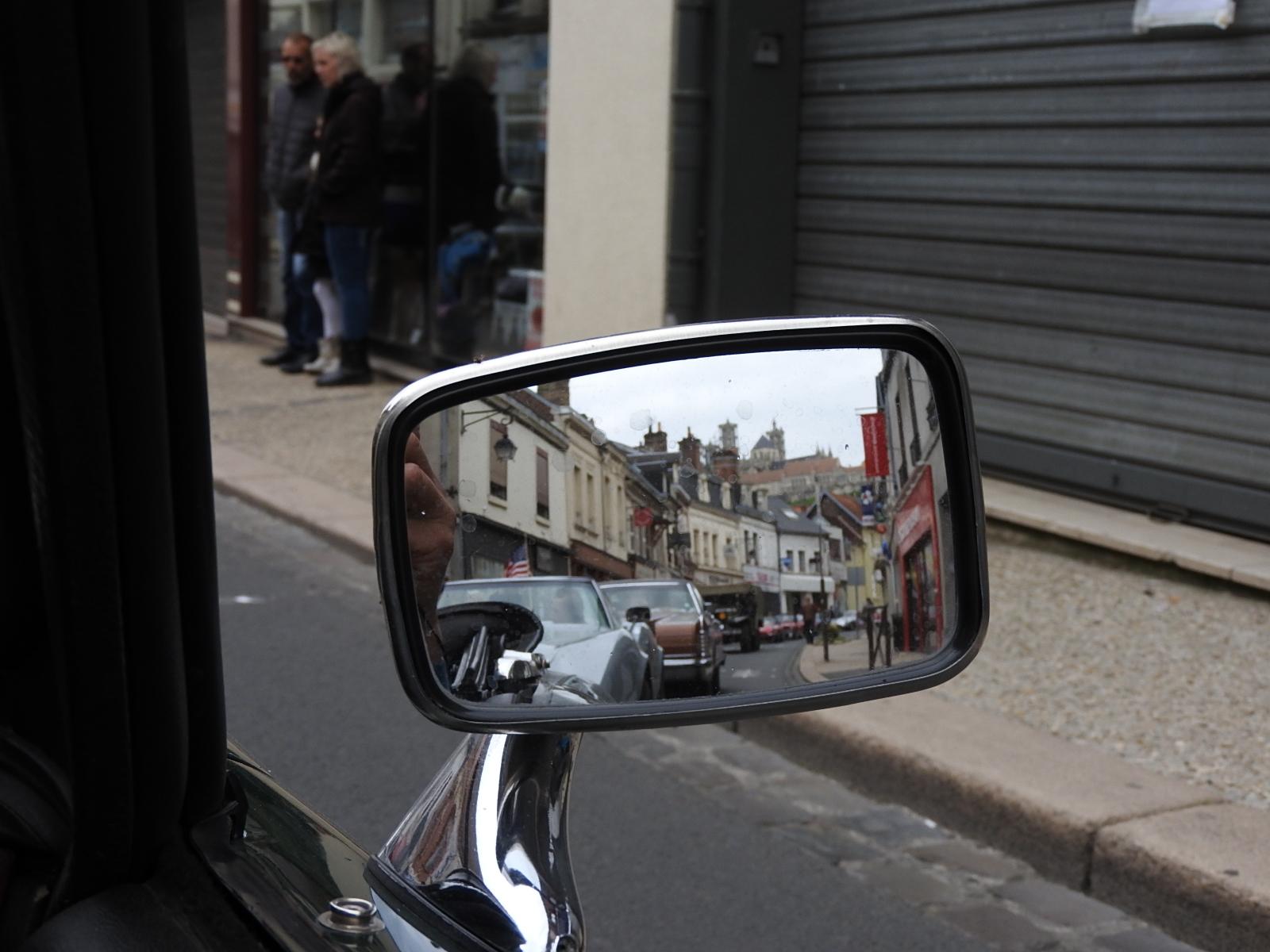 Arty mirror shot