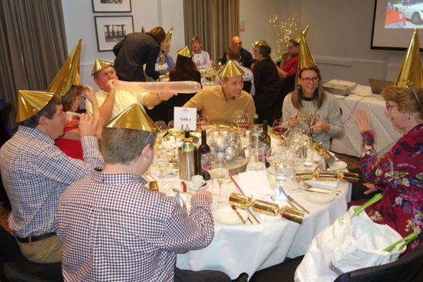 Christmas Lunch and AGM