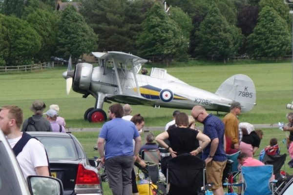 Shuttleworth Festival of Flight