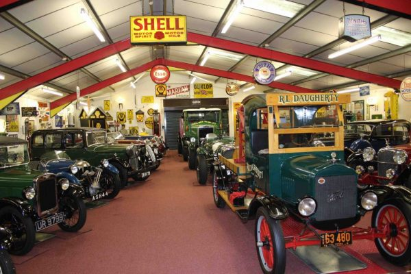 Visit to Stunning Private Classic Car Collection
