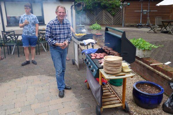 Summer BBQ – Rescheduled from 27th June