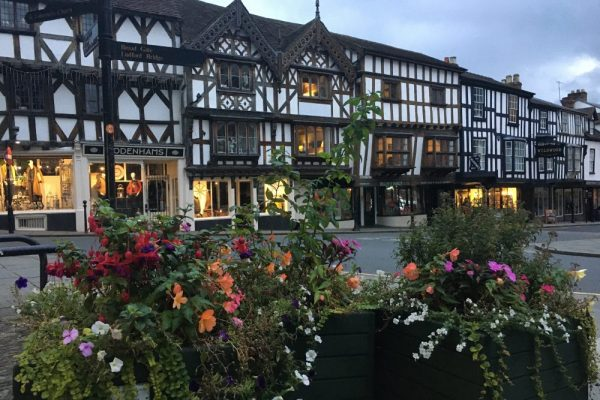 Ludlow and Marches Classic Tour