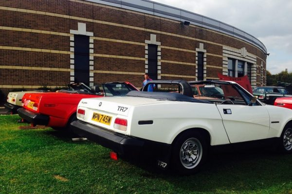 50 Years of TR Register at British Motor Museum – Postponed from July to 06 Sep 20