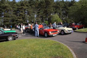 Triumph New Forest Run – CANCELLED