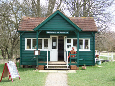 Chiltern Open Air Museum & Milton's Cottage (rescheduled from 22 Aug)