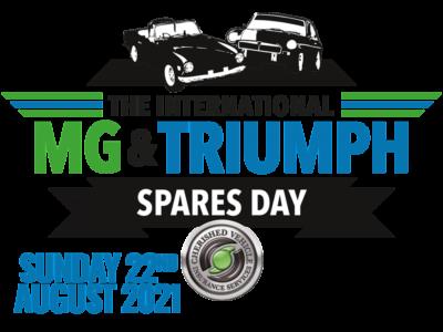 International MG & Triumph Spares Day